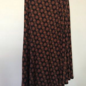 NWT Maxi Skirt - Yoga Band Waist